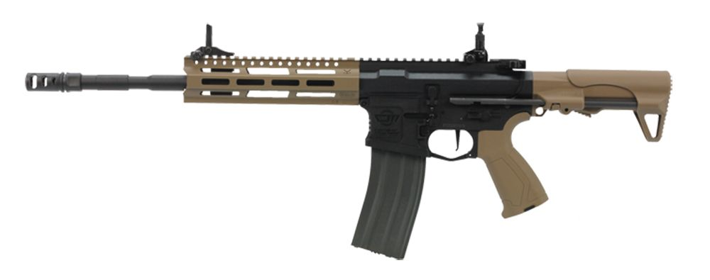 G&G Combat Machine AEG CM16 Raider-L 2.0E Dark Earth