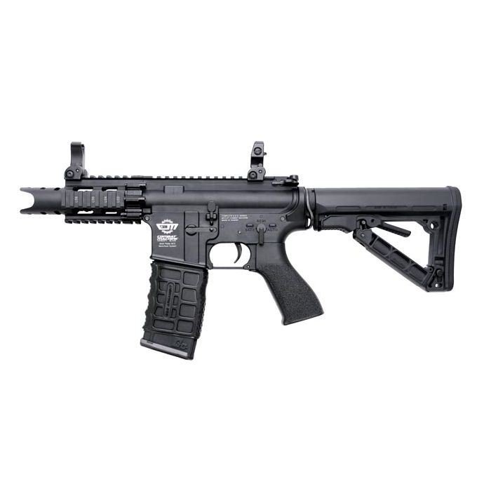 G&G Fire Hawk Airsoft Rifle Black Firehawk