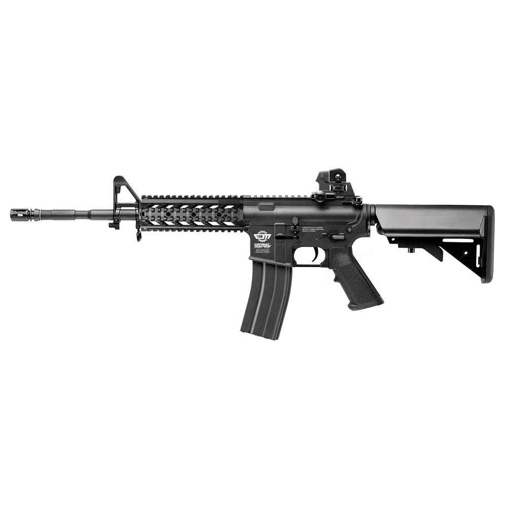 G&G Raider CM16 Long Black Airsoft Rifle