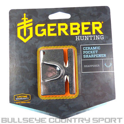GERBER POCKET CERAMIC KNIFE SHARPENER