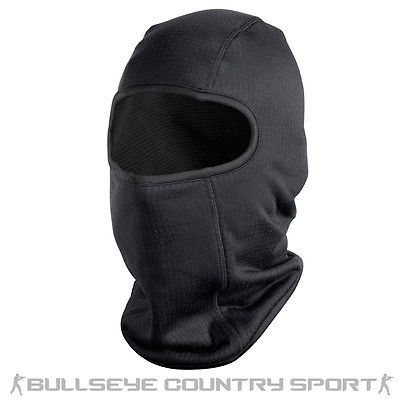 HELIKON COLD WEATHER BALACLAVA TACTICAL COMBAT ONE HOLE BLACK