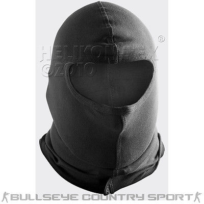 HELIKON TACTICAL ONE HOLE BALACLAVA BLACK