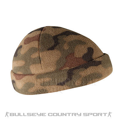 HELIKON WATCH CAP POLISH WOODLAND DOCKER