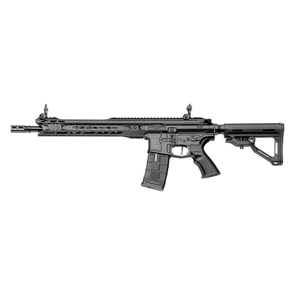 ICS CXP MARS Carbine EBB AEG Airsoft Rifle Black ICS-302
