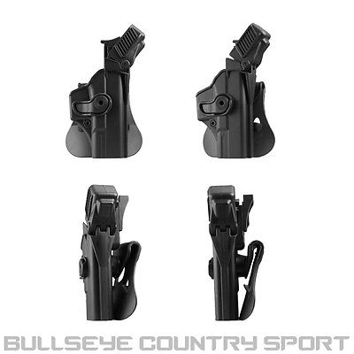 IMI LEVEL 3 RETENTION PISTOL HOLSTER G 19/23/25/28/32 Z1400 SECURITY AIRSOFT