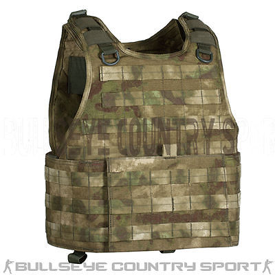 Invader Gear Dacc Vest Plate Carrier Everglade Attacs