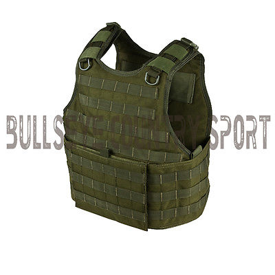 Invader Gear Dacc Vest Plate Carrier Green