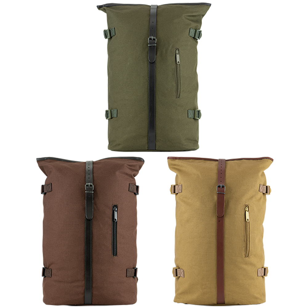 Jack Pyke Canvas Fold Top Rucksack Hunt Shoot Game Country Wear