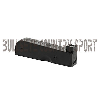 JG WORKS AIRSOFT MAGAZINE BAR-10 VSR 10  30RD BLACK SNIPER