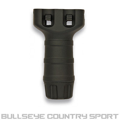 JG WORKS AIRSOFT STUBBY FRONT VERTICAL GRIP GUN 20MM FVG M4 G36 MP5