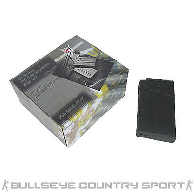 KING ARMS G3 MAGAZINE 5 BOX SET 110RD BLACK G3 SAS