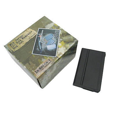 King Arms M14 Magazine Box Set 1110 rd Black Poly