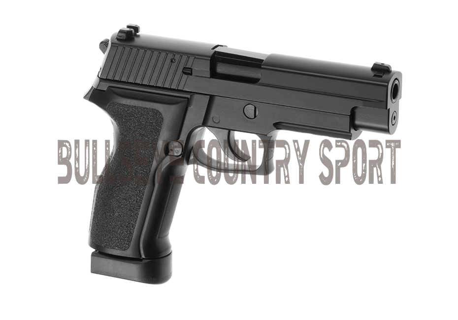 KJ Works Airsoft P226 E2 Full Metal Co2 / Gas Version