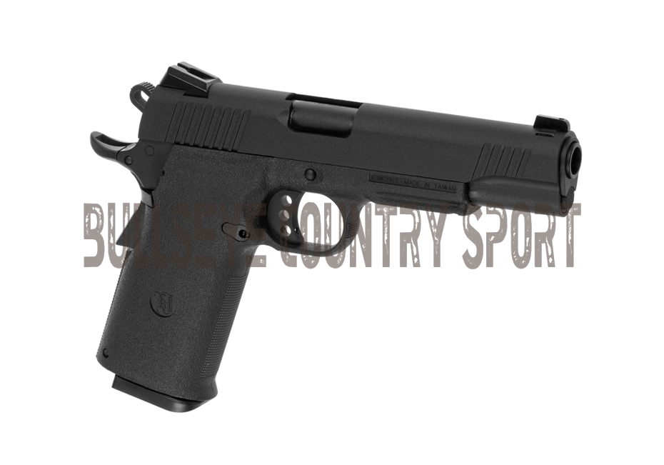 KJ Works KP-11 Full Metal GBB Black