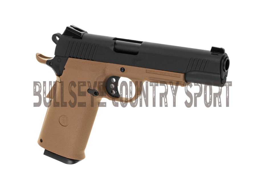 KJ Works KP-11 Full Metal GBB Tan