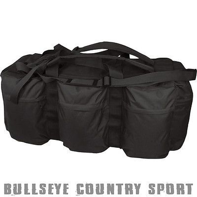 Kombat Large Assault Holdall Kit Bag Black