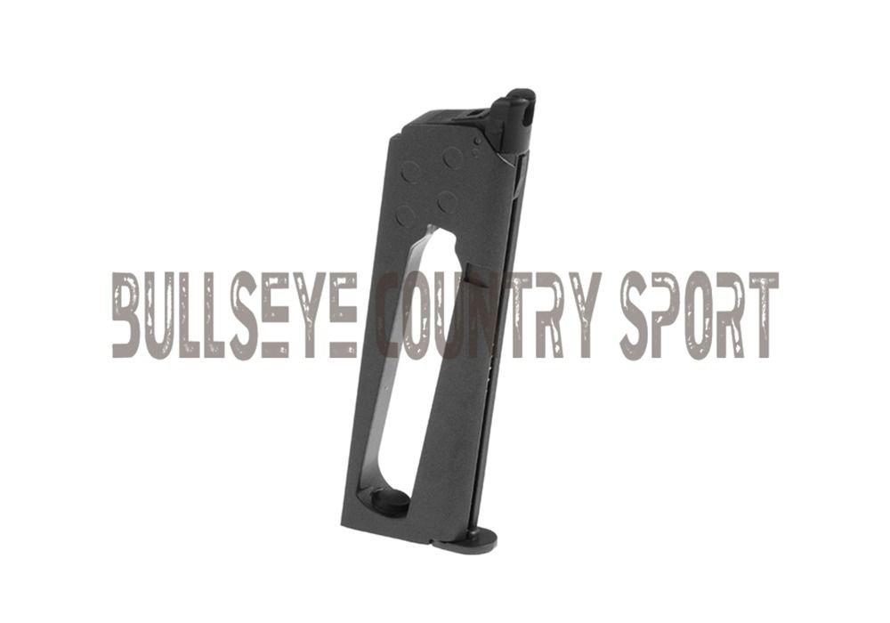 KWC Airsoft Magazine KW-110 1911 Co2 Type 18Rd KCB76 6mm bb's Metal