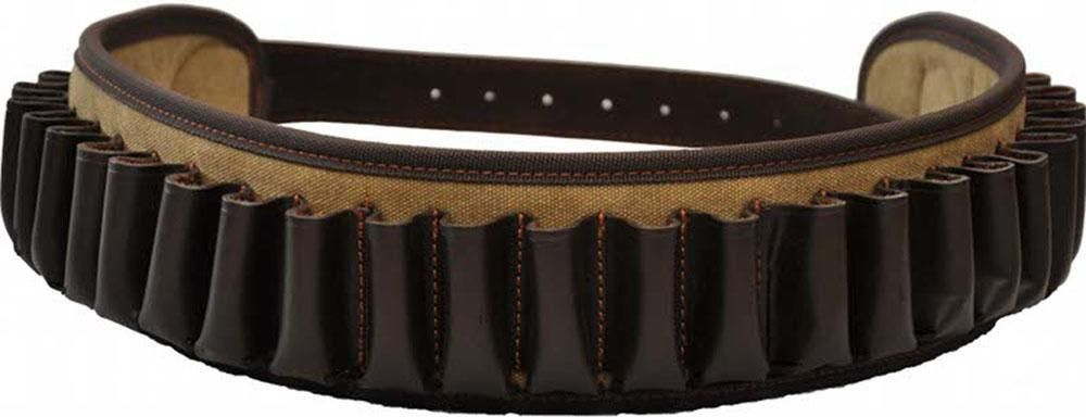 Maremmano Cartridge Belt 12G Cartridges Canvas / Leather