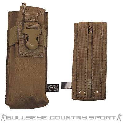 Mfh Large Radio Pouch Gps Comms Coyote
