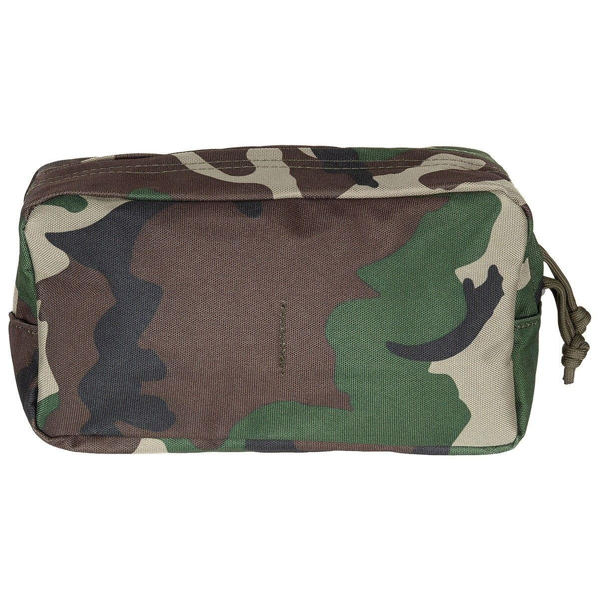 Mfh Large Utility Pouch Woodland Camo