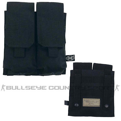 Mfh M4 M16 Double Magazine Pouch Black