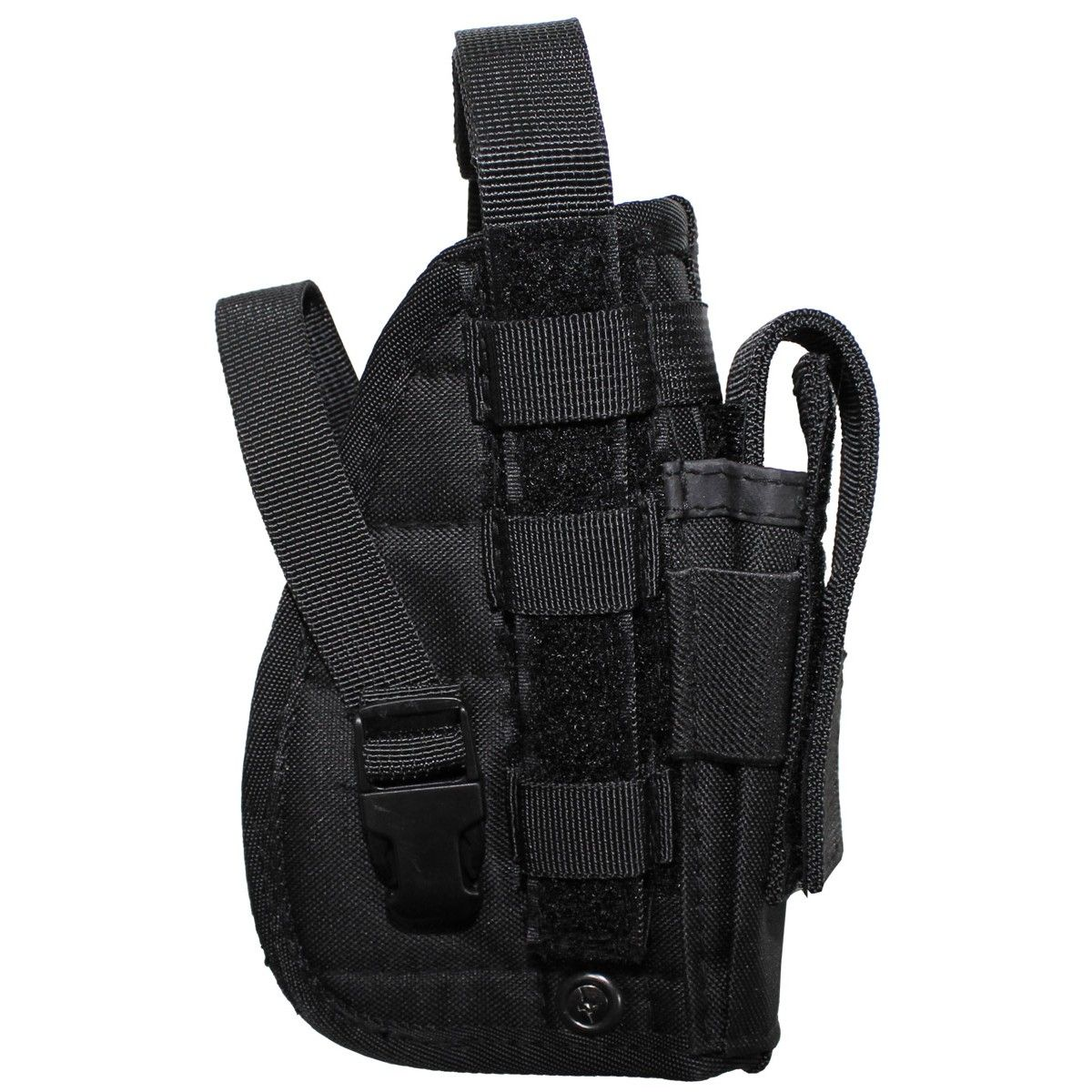 Mfh Tactical Molle Holster Black