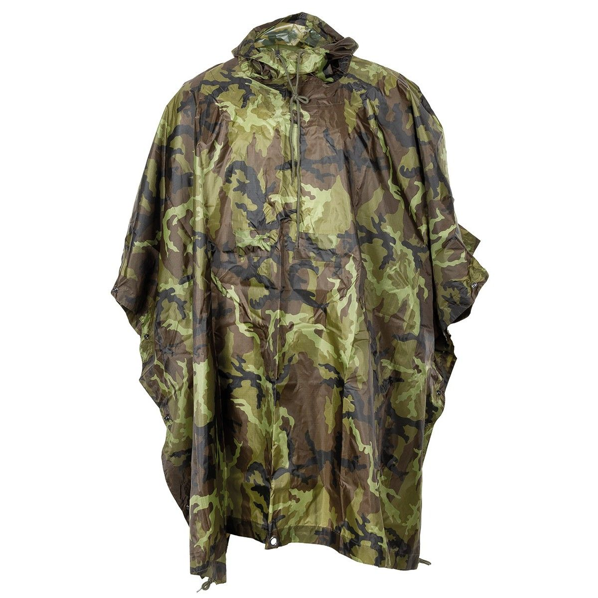 Mfh Us Army Military Style Poncho Czech M95