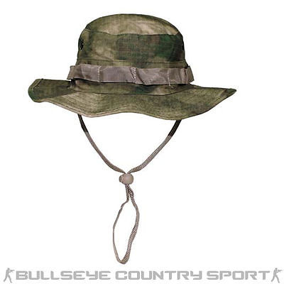 Mfh US Style GI Boonie Hat Hdt Camo Foliage Green