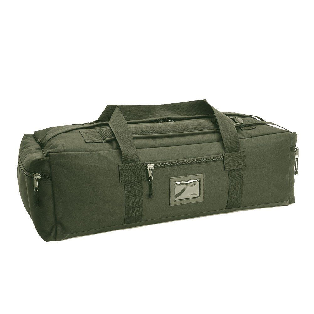 Mil-Tec Large Holdall Bag 72ltr Green