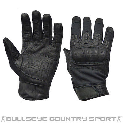 Mil-tec Nomex Action Gloves Black