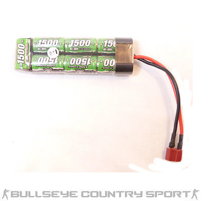 Pirate Arms STD 8.4v 1500 mAh Battery Mini Deans Type