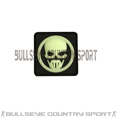 Rubber Ghost Recon Patch Glow In The Dark Swat