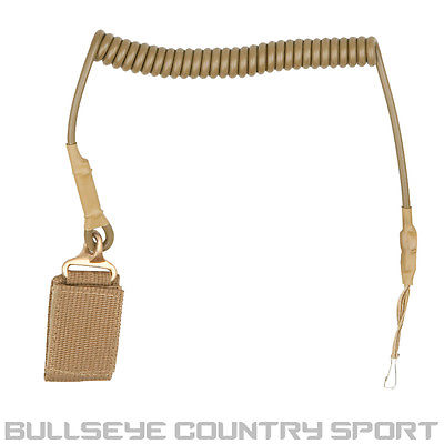 STRIKE SYSTEMS PISTOL LANYARD COYOTE