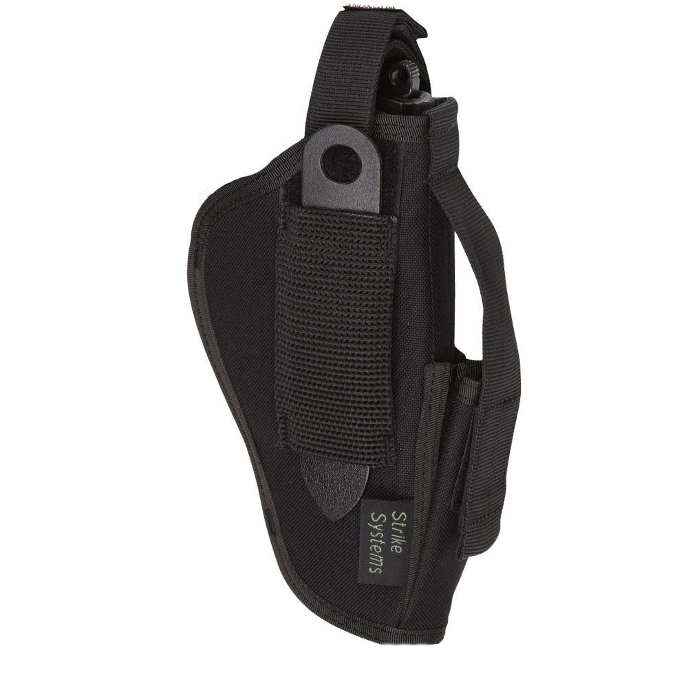STRIKE SYSTEMS UNIVERSAL HOLSTER BLACK