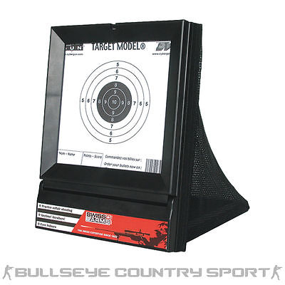 Swiss Arms Foldable Airsoft Shooting Target Pellet Trap