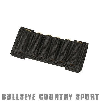 Swiss Arms Revolver Shell Cartridge Holder 6 Black Airsoft 603653