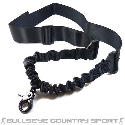 Swiss Arms Single Point Bungee Sling Black