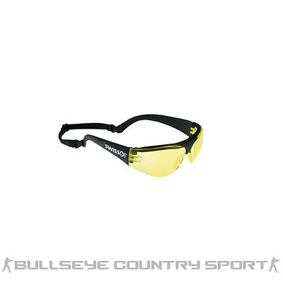 SWISS EYE OUTBREAK SYLISH SPORTS GLASSES YELLOW