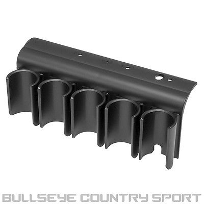 TOKYO MARUI AIRSOFT M870 SHOTGUN SIDE SHELL CARTRIDGE HOLDER BLACK METAL