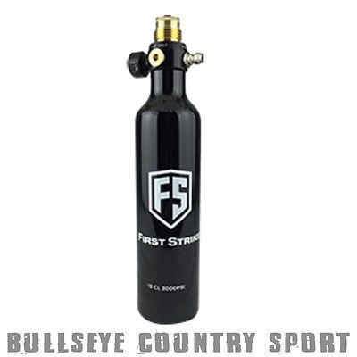 Valken Airsoft First Strike Tiberius HPA Buddy Bottle 3000 Psi Paintball