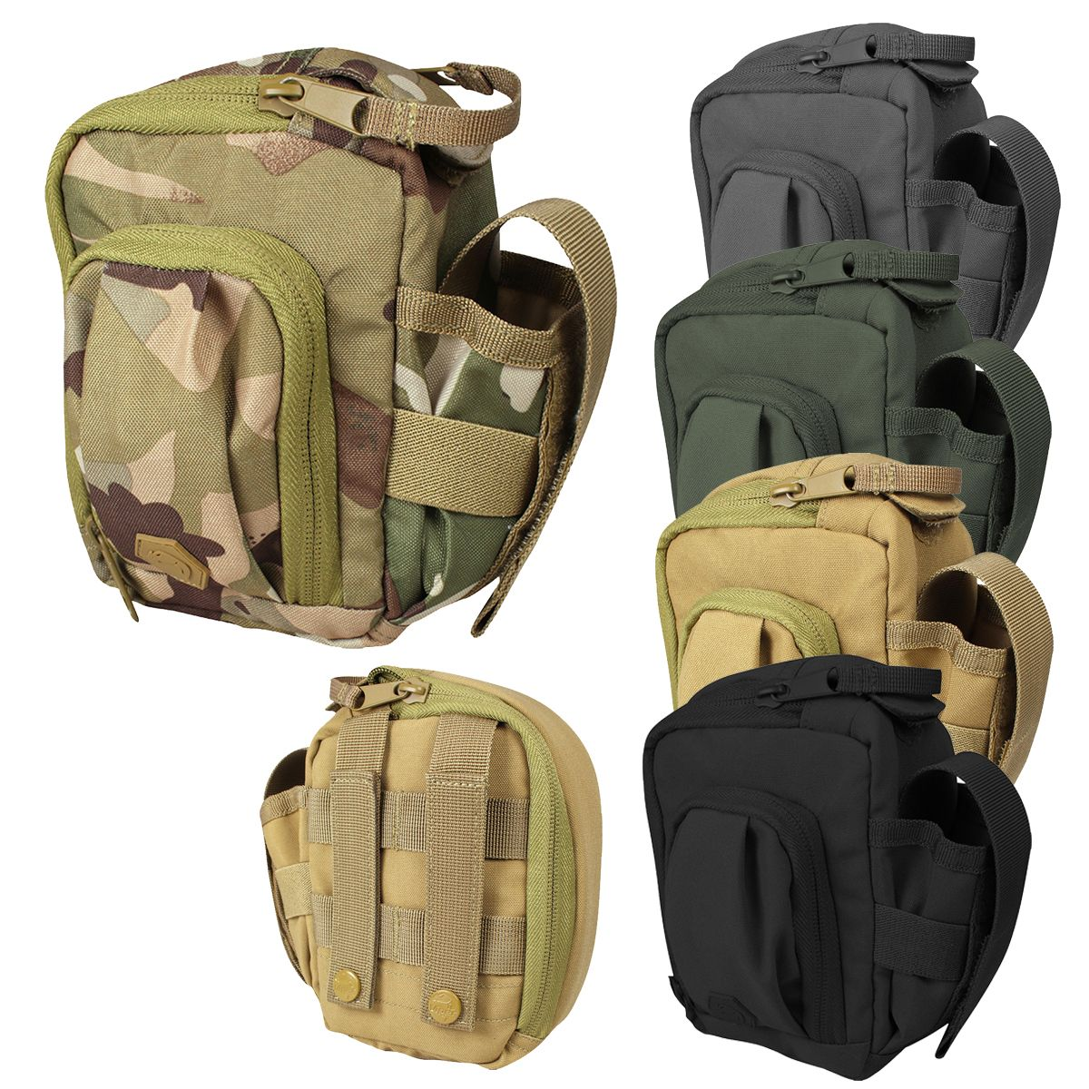 Viper Airsoft Express Side Winder Molle Utility Pouch VPEXSW Army Style bb's