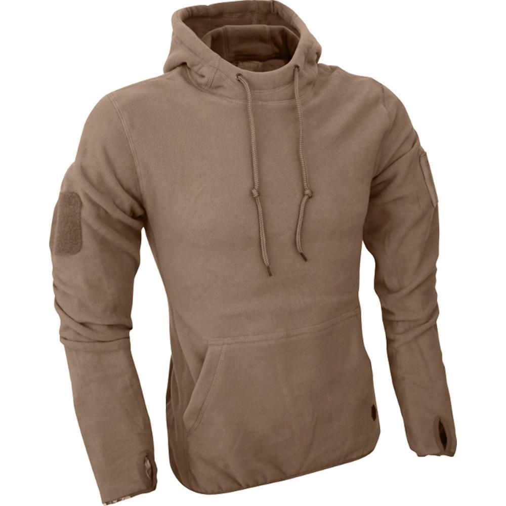 Viper Fleece Hoodie Coyote Lightweight Breathable