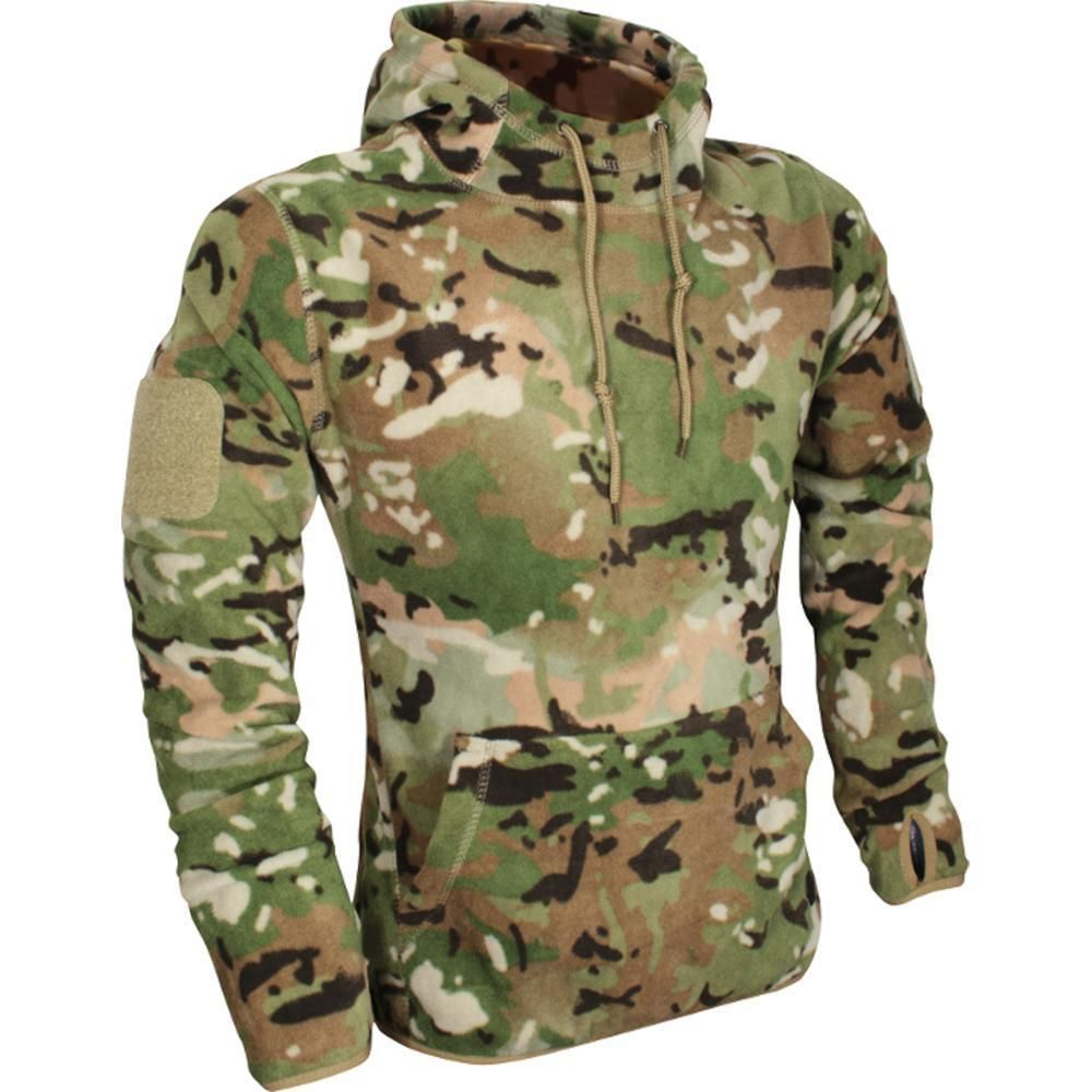Viper Fleece Hoodie VCam Lightweight Breathable