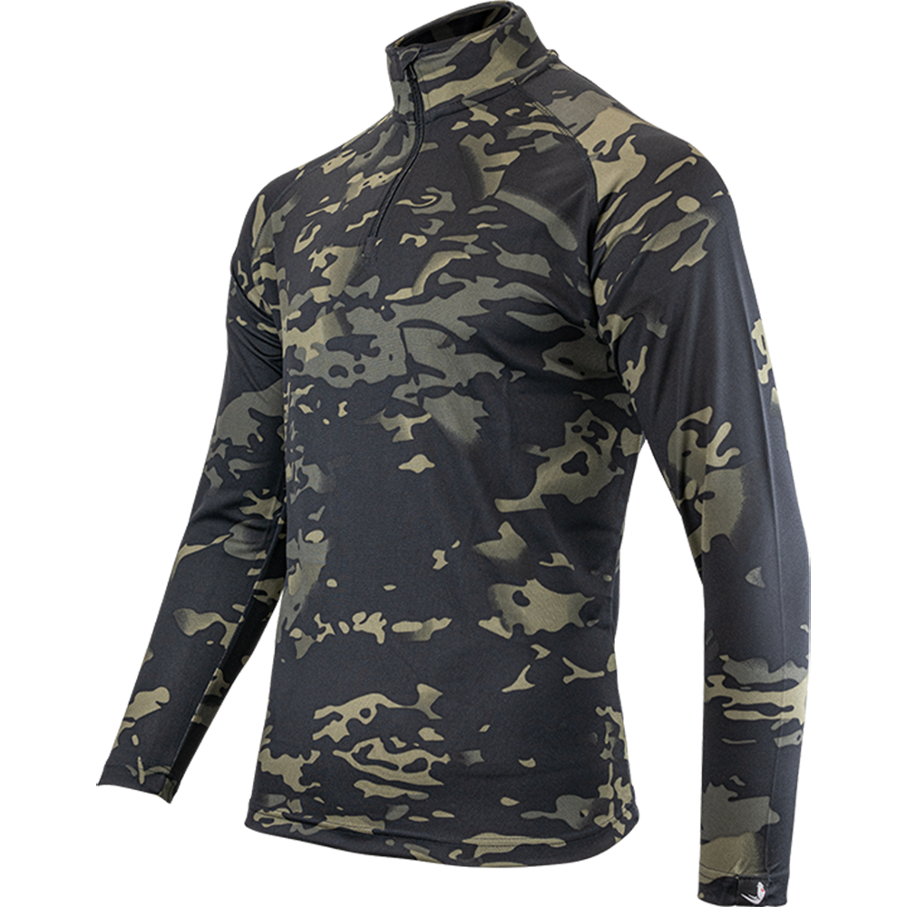 Viper Mesh-Tech Armour Top Long Sleeve Night Vcam Base Layer Sports