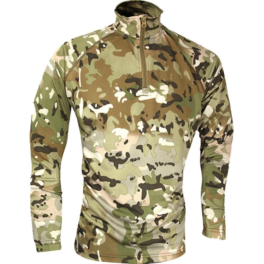 Viper Mesh-Tech Armour Top Under Armour Long Sleeved VCAM