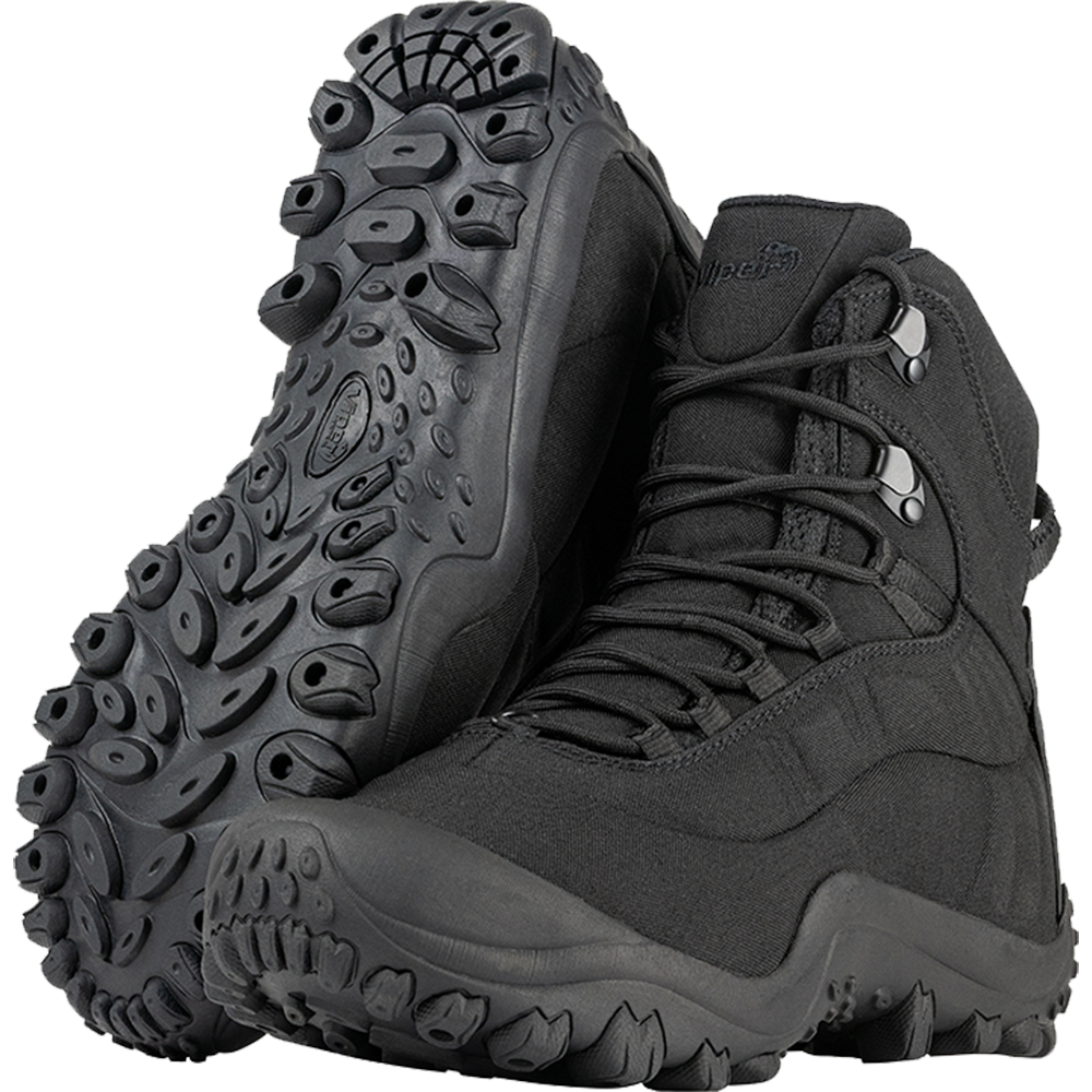 Viper Venom Men's Black Tactical Military Army Airsoft Hiking Combat Boots VBOOVENBLK