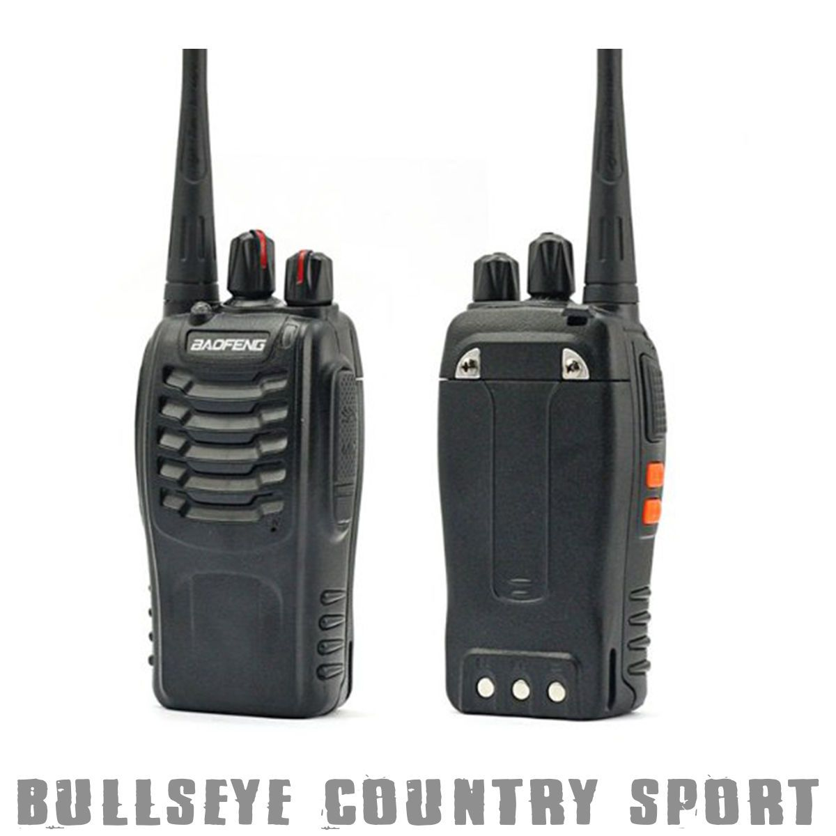 Z-Tactical Airsoft Baofeng 2 Way Radio BF-888S With Scrambler 16 Channel