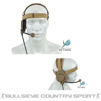 Z-Tactical Bowman Style Elite II Headset Z027 Dark Earth
