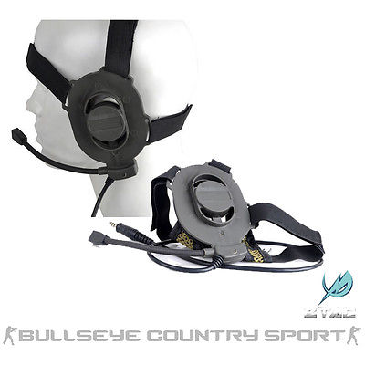 Z-Tactical Bowman Style Elite II Headset Z027 Foliage Green