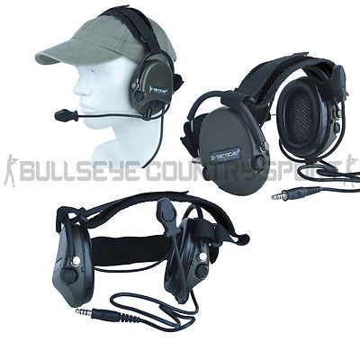 Z-Tactical Liberator II TCI Radio Head Set Foliage Green
